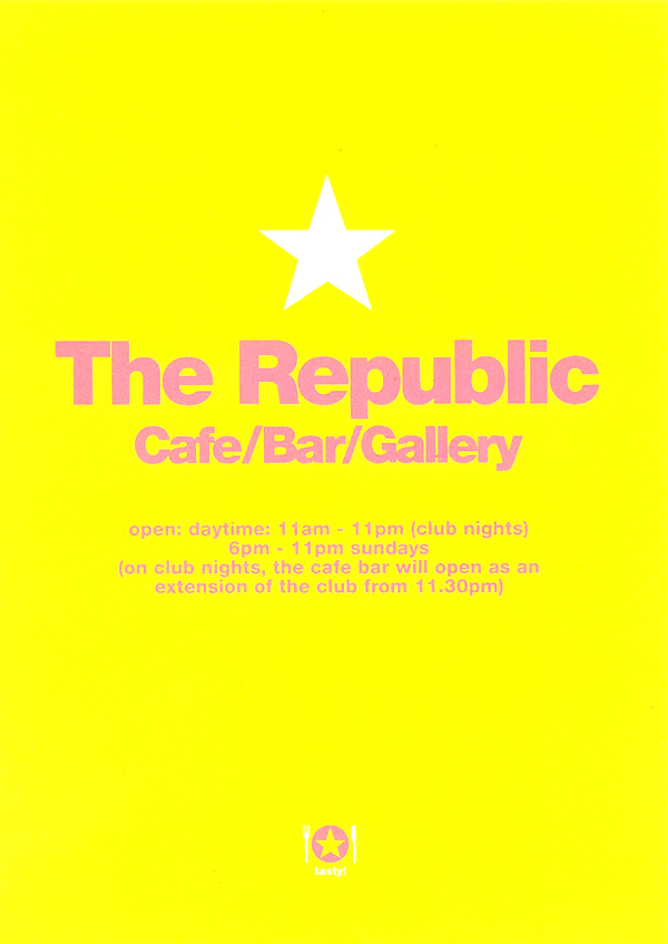 The Republic Bar Cafe Gallery