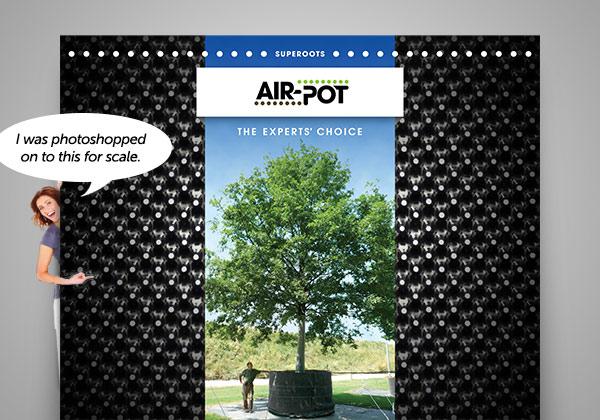 Air-Pot Poster