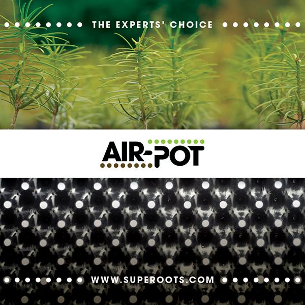 Air-Pot leaflet cover