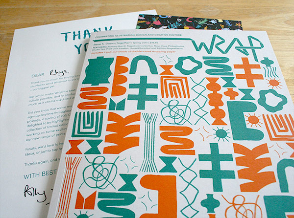 Wrap magazine issue 7