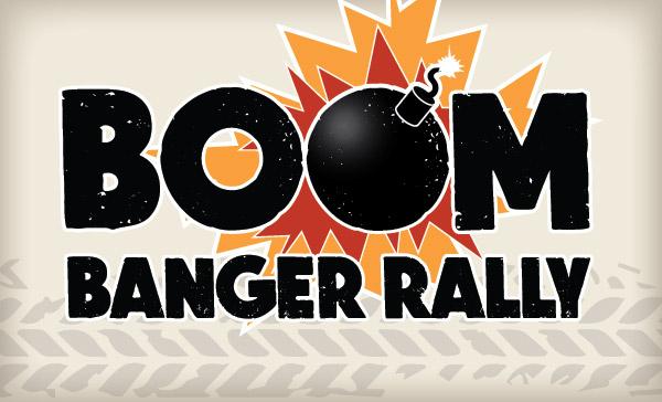 Boom Banger Rally - logo