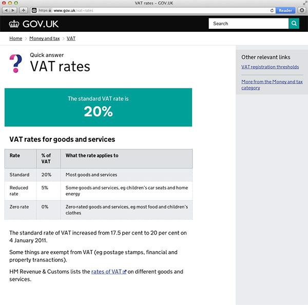 gov.uk site