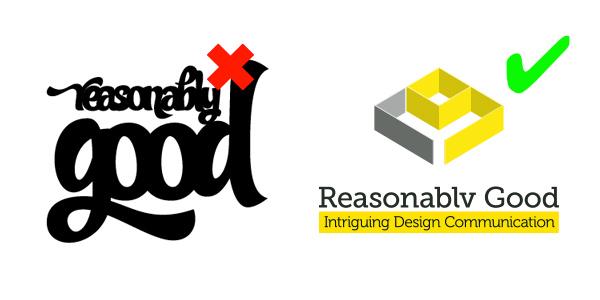 reasonably good logo