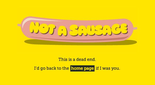 404 Page Reasonably Good