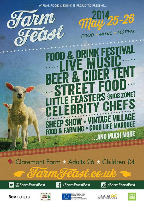 Farm Feast Poster